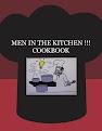 MEN IN THE KITCHEN  !!!    COOKBOOK