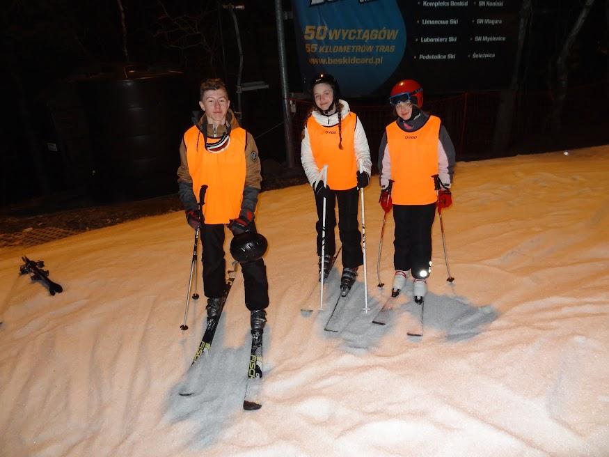 Kolejny wyjazd na narty