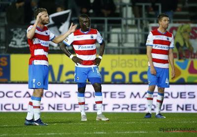 """Bruges écrase Monaco puis trébuche à Charleroi : """"C'était tout aussi important"""""""