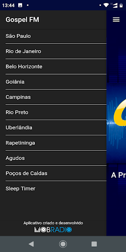 radio gospel fm - sao paulo screenshot 3