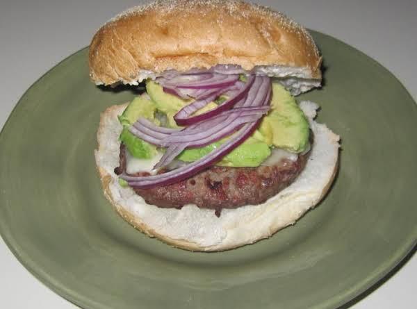 Katrina Burgers Recipe