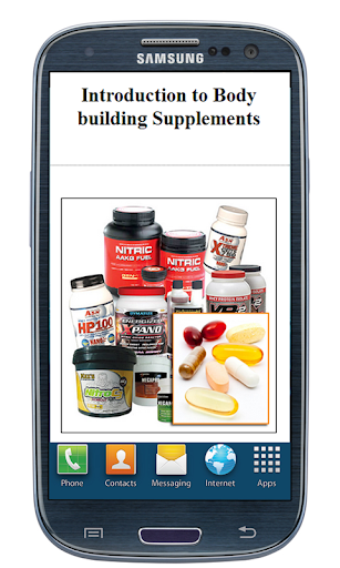 Body Building Supplement Guide