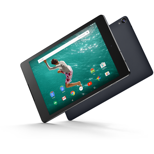 Nexus 9 (32GB, LTE, Indigo Black)