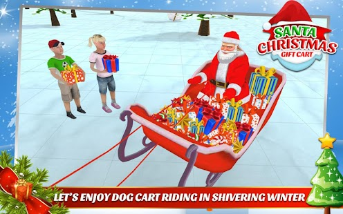 Santa christmas gift cart free android apps on google play santa christmas gift cart free screenshot thumbnail negle Gallery