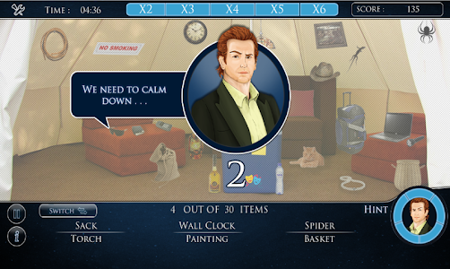 Mystery Case:The Circus Master screenshot 3