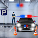 Police Car Parking icon