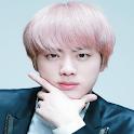 BTS Jin Wallpaper - Jin Kpop Wallpapers HD 4K icon