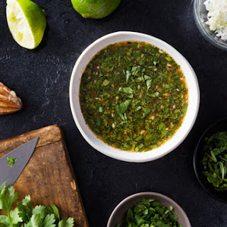 Thai Chile-Herb Dipping Sauce.