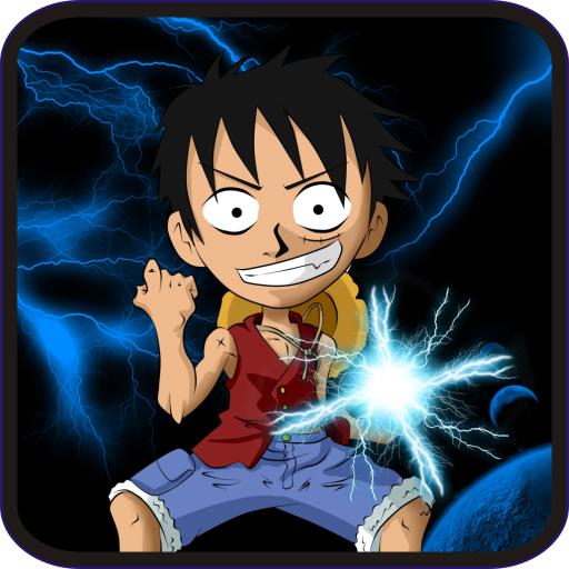 Luffy Topi Jerami (game)