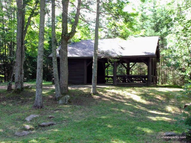 Photo: Pavilion at Maidstone State Park