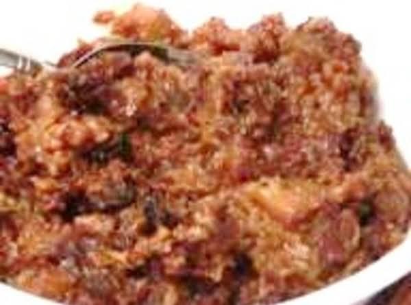 Breakfast Baked Apples & Granola, Low Fat,crockpot