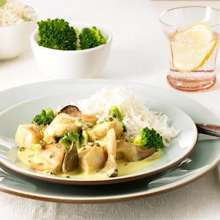 Hähnchen-Broccoli-Ragout