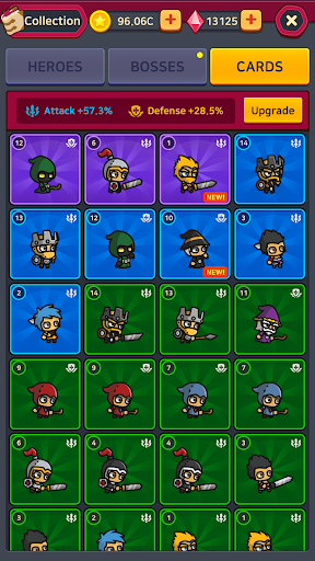 Merge Battle Heroes android2mod screenshots 4