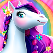 Tooth Fairy Horse - Caring Pony Beauty Adventure Icon