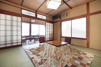 Photo: かさだけの間 room kasadake no ma