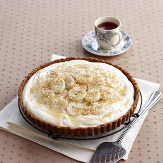 Banana Cream Tart.