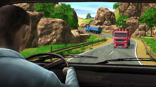 Indian Truck Driving : Truck Wala Game screenshots 14