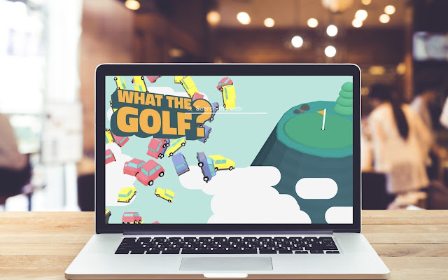 What The Golf? HD Wallpapers Game Theme
