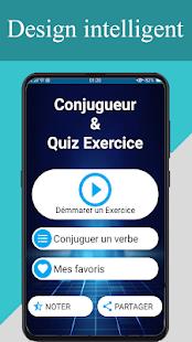 Conjugueur Exercices Conjugaison Francaise On Windows Pc Download Free 1 0 Com Bestapps Conjugaison Francais