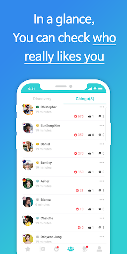 Chingu: Discover friends who are interested in me. hack tool