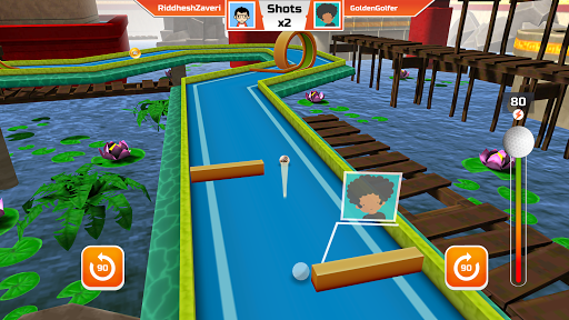 Mini Golf 3D City Stars Arcade - Multiplayer Rival filehippodl screenshot 6