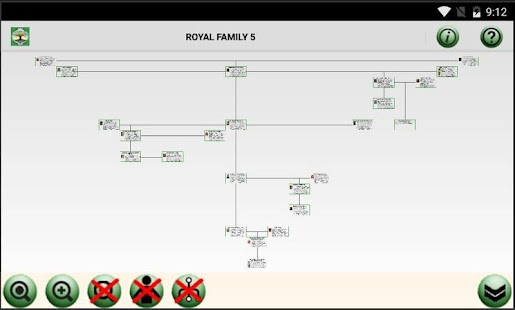 Family tree designer android apps on google play family tree designer screenshot thumbnail ccuart Gallery