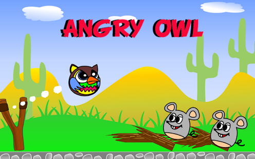 Angry Owl Screenshot