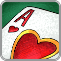 Card Hearts icon