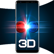 Live Wallpapers 3D-Parallax Animated Background HD