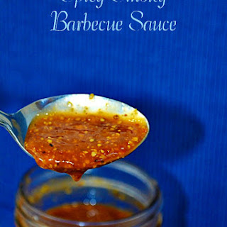 Spicy Smoky Barbecue Sauce.