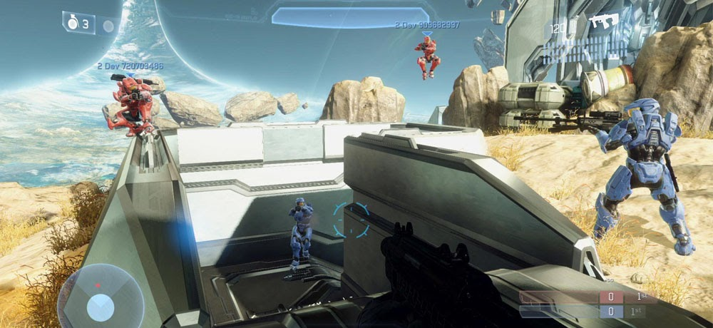 Halo Masterchief Collection Multiplayer