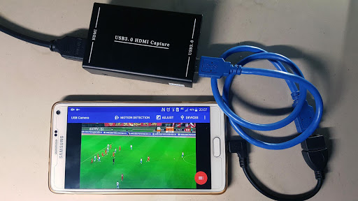 USB Camera - Connect EasyCap or USB WebCam 9.3.2 gameplay | AndroidFC 2