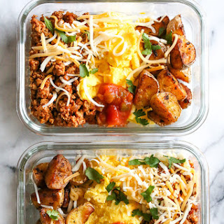 Taco Meat Breakfast Recipes.