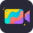 glitch video - video effects icon