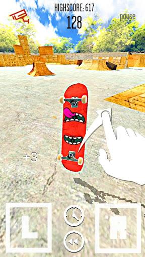 Skater Party - Skateboard Game 1.0 screenshots 1
