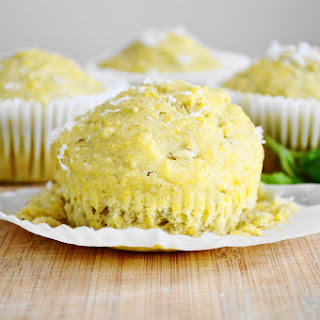 Parmesan Pesto Muffins Recipe