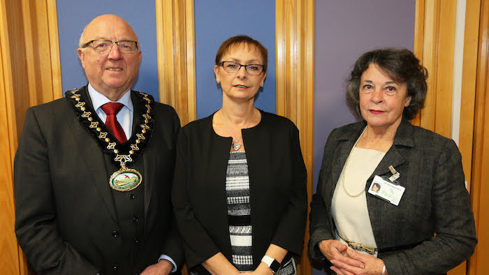 New chief appointed to £138,000 council role