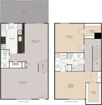 Go to Hampton Classic Floorplan page.