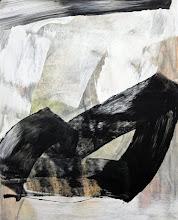 """Photo: Winter Beast (oil on canvas) 36x29"""" 2014"""