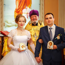 Wedding photographer Olesya Khomyakova (swoop33). Photo of 01.10.2015