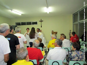Photo: 1º dia  da XXXII Assembleia do do MCC Regional Leste I -  RJ/ES