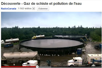 Photo: 13/02/11..Canada: Pollution de l'eau. Enquète: http://www.youtube.com/watch?v=p_V1l_fWLrg&feature=player_embedded#at=91