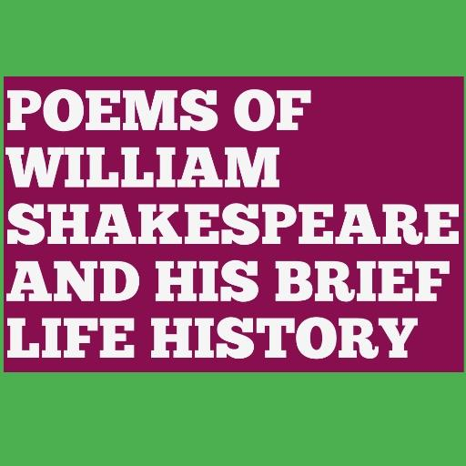 Poems of William Shakespeare & Brief life History file APK for Gaming PC/PS3/PS4 Smart TV