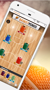 basketmondo - Fantasy manager - náhled