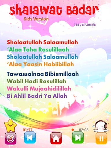 Lagu Sholawat Anak Lengkap filehippodl screenshot 2