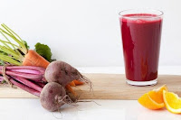 Carrot Beetroot Smoothie