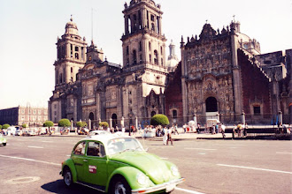 Photo: #020-La cathédrale de Mexico