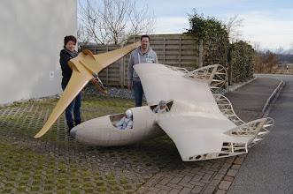 Photo: 1:2   Bp3  Das neueste( Wahnsinns) Projekt von Markus Frey  Schweiz Wir von Axels Scale Pilots sind sehr stolz darauf daran beteiligt zu sein.