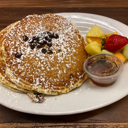 Traditional Buttermilk Pancakes