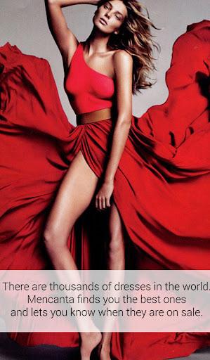 Mencanta Dresses on Sales